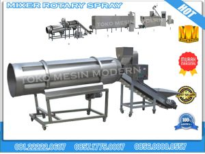 MIXER ROTARY SPRAY