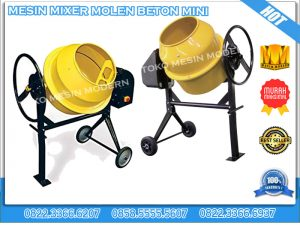 Mixer Molen Beton Mini